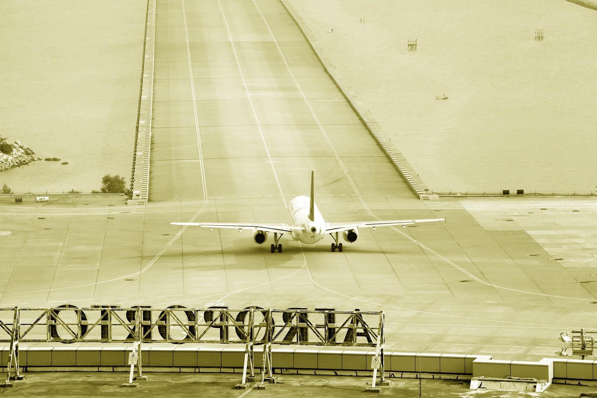 Aeroporto com recorde de 8,26 milhões de passageiros no ano passado