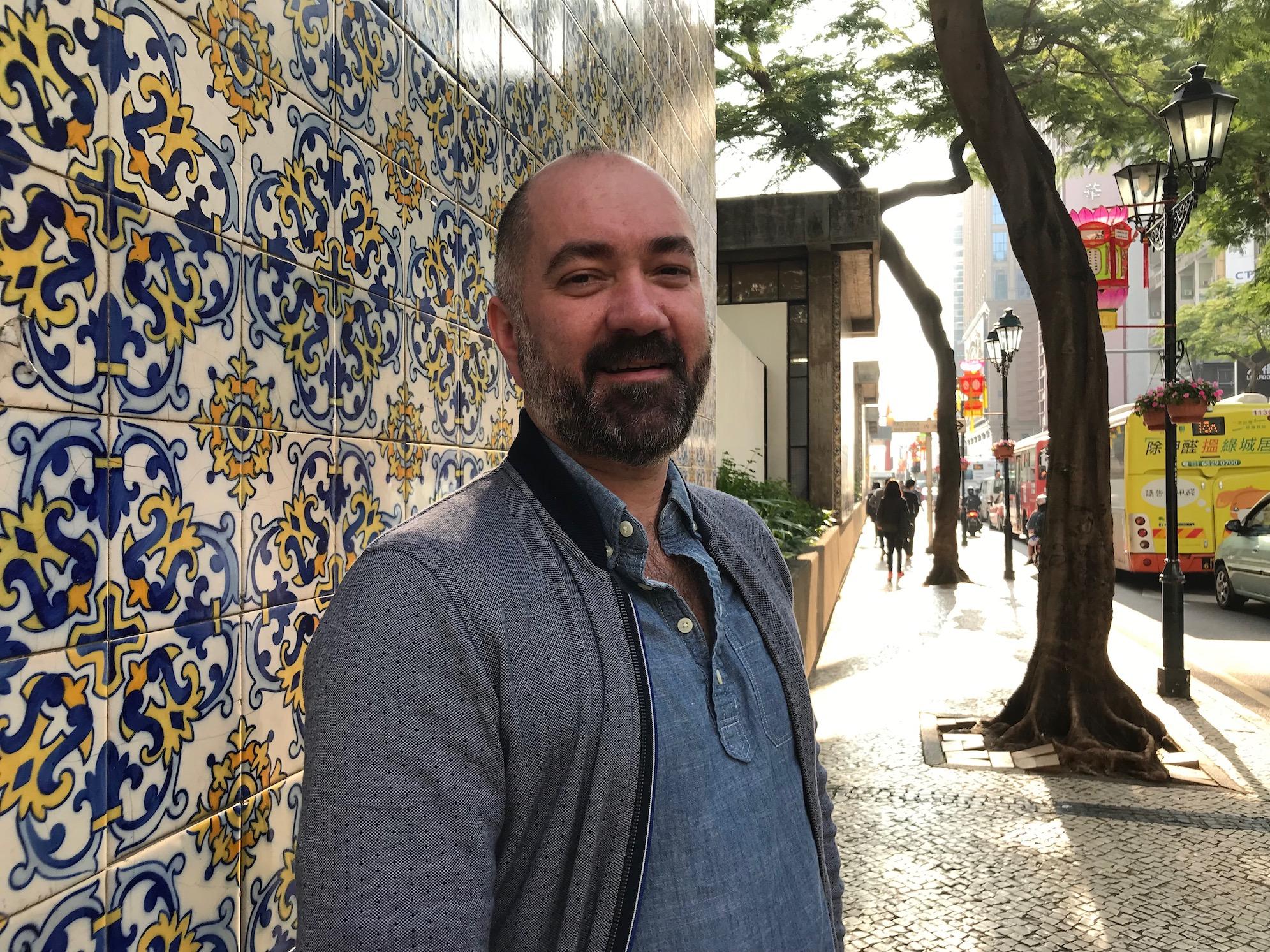 Rogério Miguel Puga estudou as referências culturais nos livros de Deolinda da Conceição e Henrique de Senna Fernandes