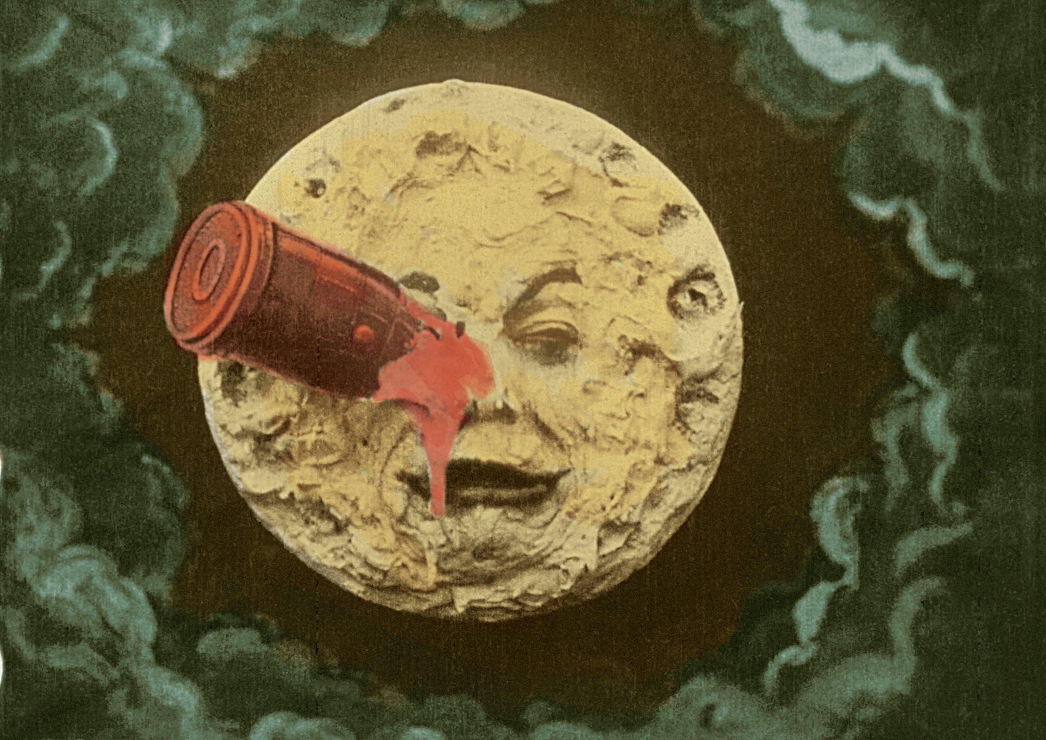 Algodão na lua