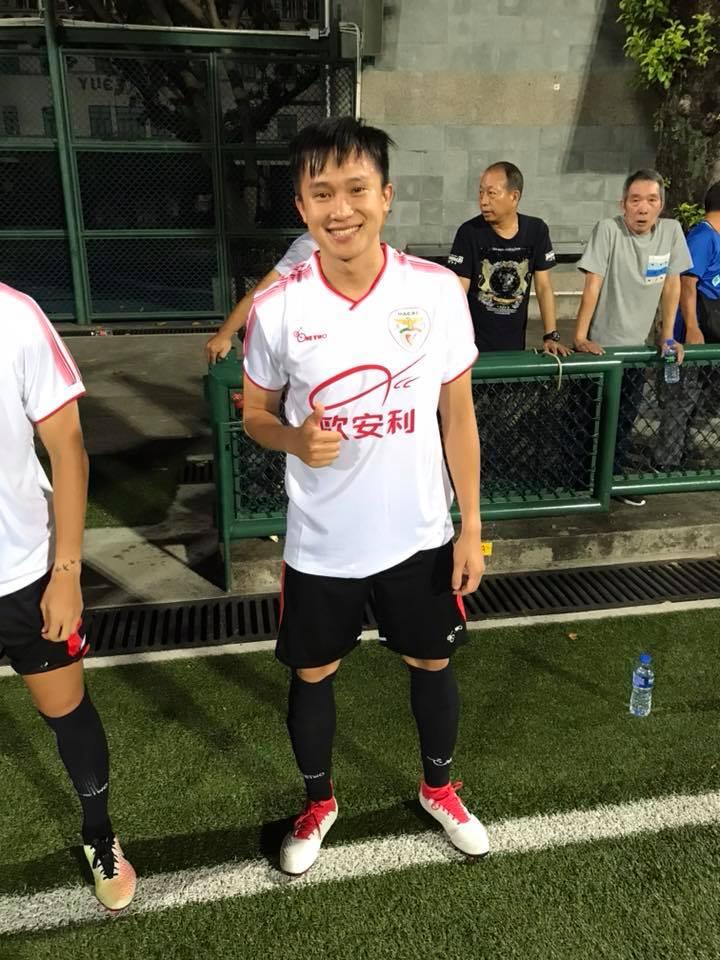 Transferências | Pang Chi Hang reforça Chao Pak Kei