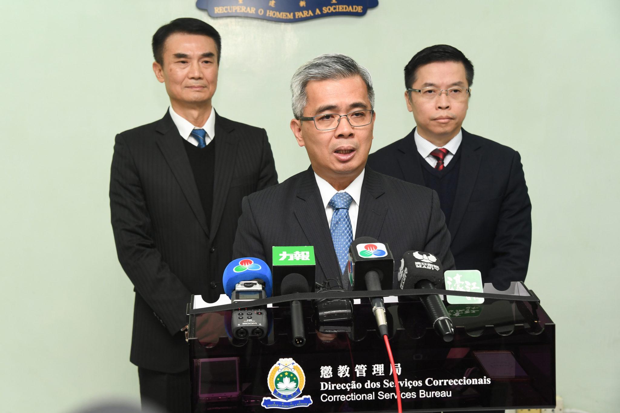AL | Wong Sio Chak recusa eliminar artigo que criminaliza falso alarme social