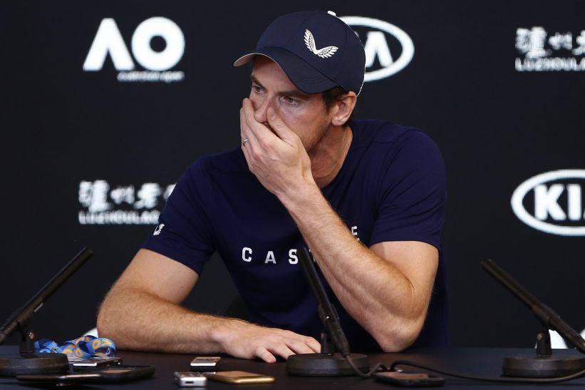 Tenista britânico Andy Murray anuncia abandono da carreira este ano