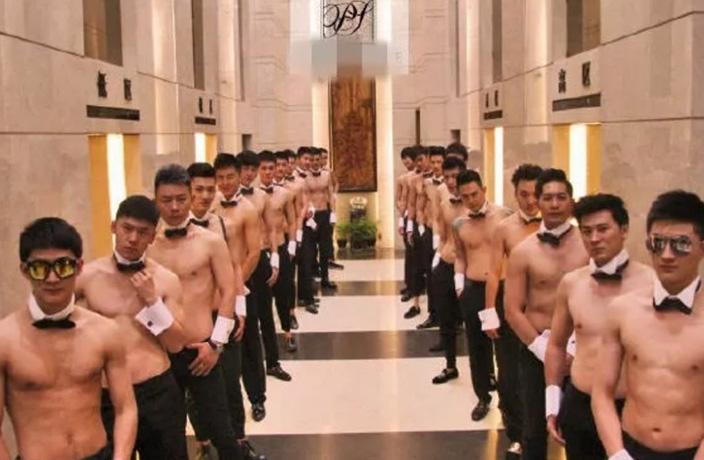 Xangai | Polícia encerra clube privado de acompanhantes masculinos