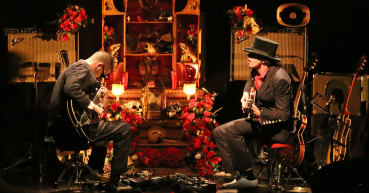 "Dead Combo – ""The Egyptian Magician"""