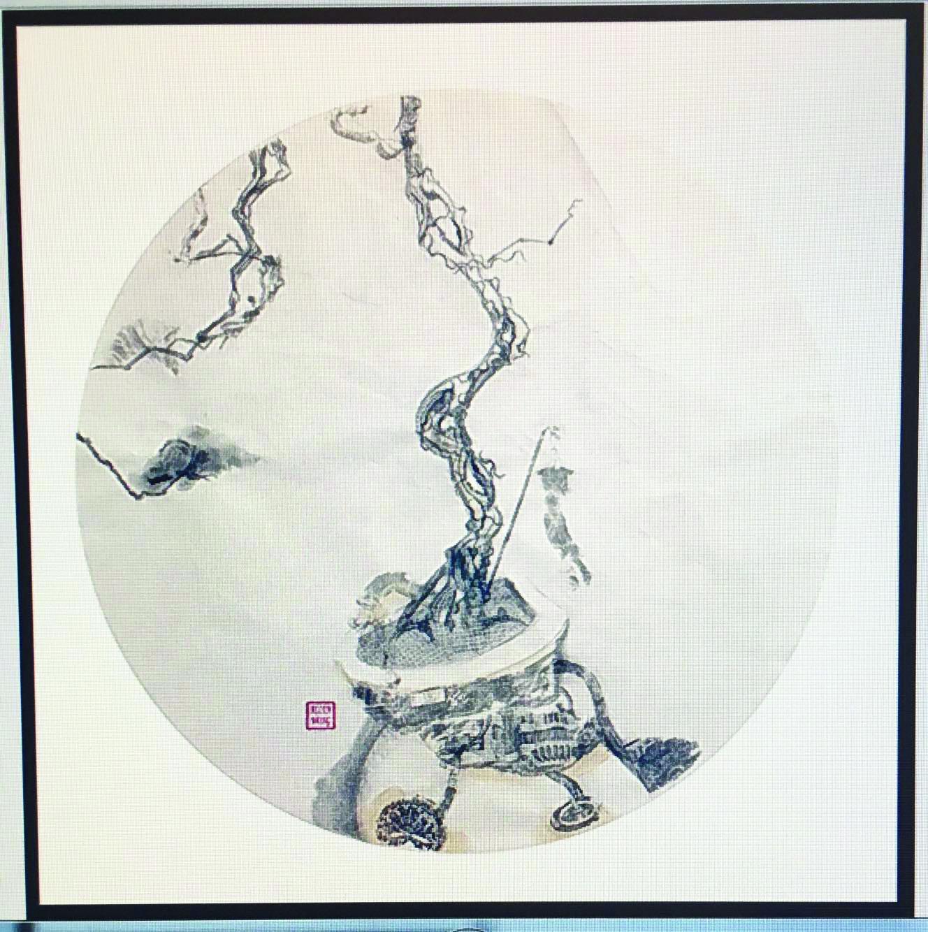 """""""Reencarnação"""" de Allen Wong inaugura dia 10 no espaço Creative Macau"""