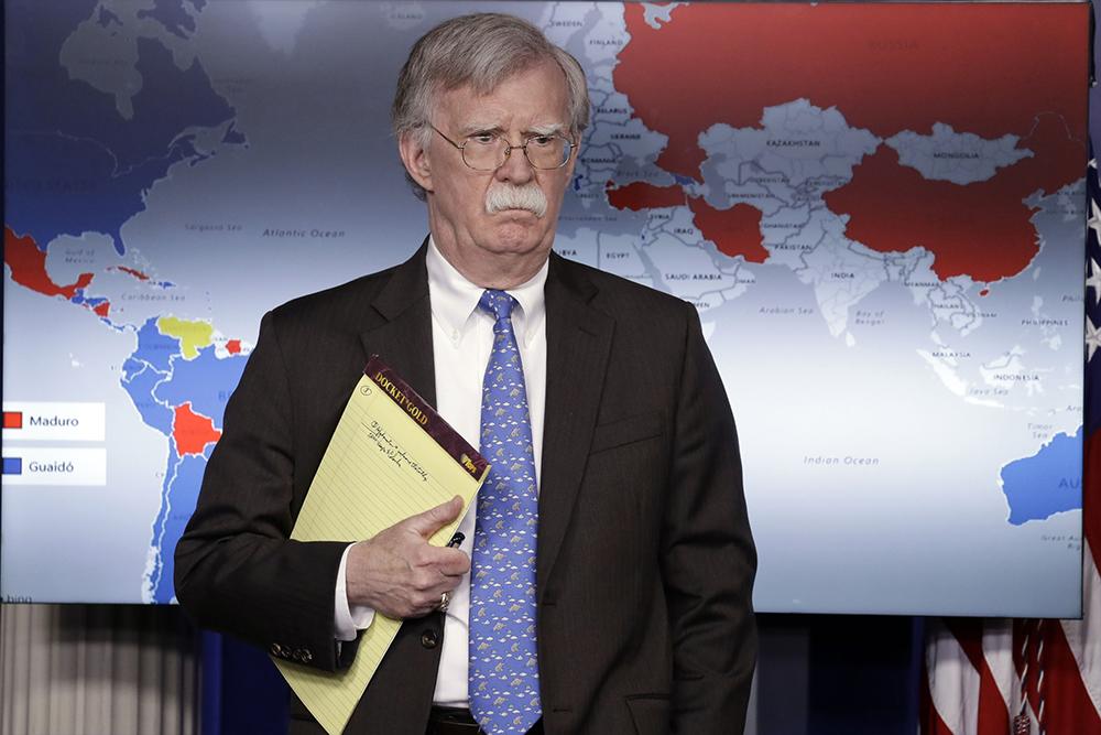 Venezuela   Possibilidade de intervenção militar norte-americana no horizonte