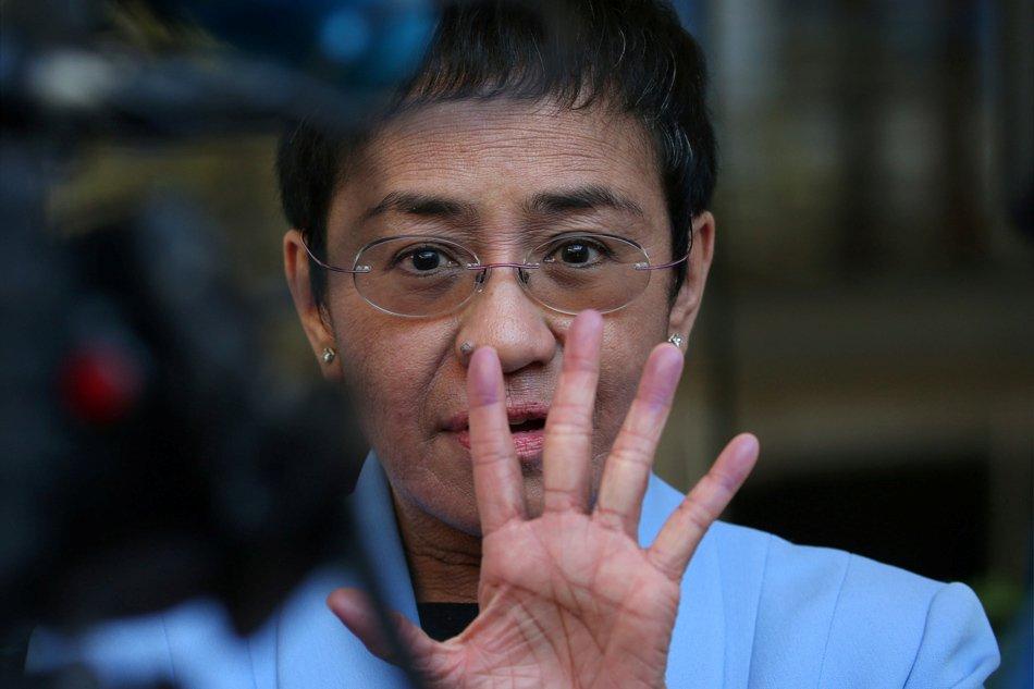 Jornalista filipina Maria Ressa declarada culpada de ciberdifamação