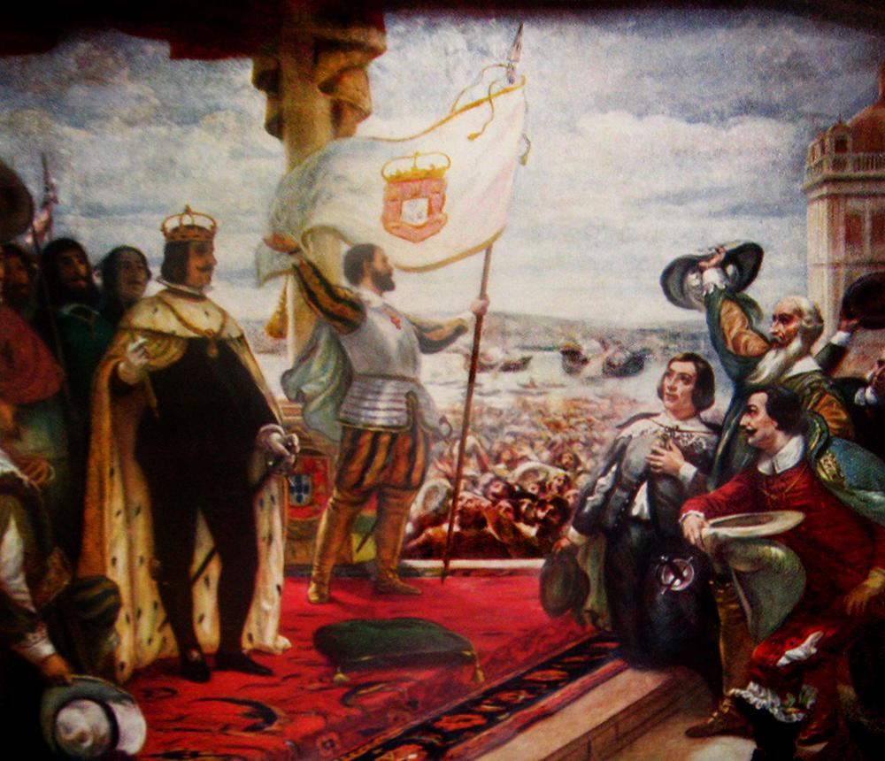 Um pingo de sangue da Dinastia de Bragança