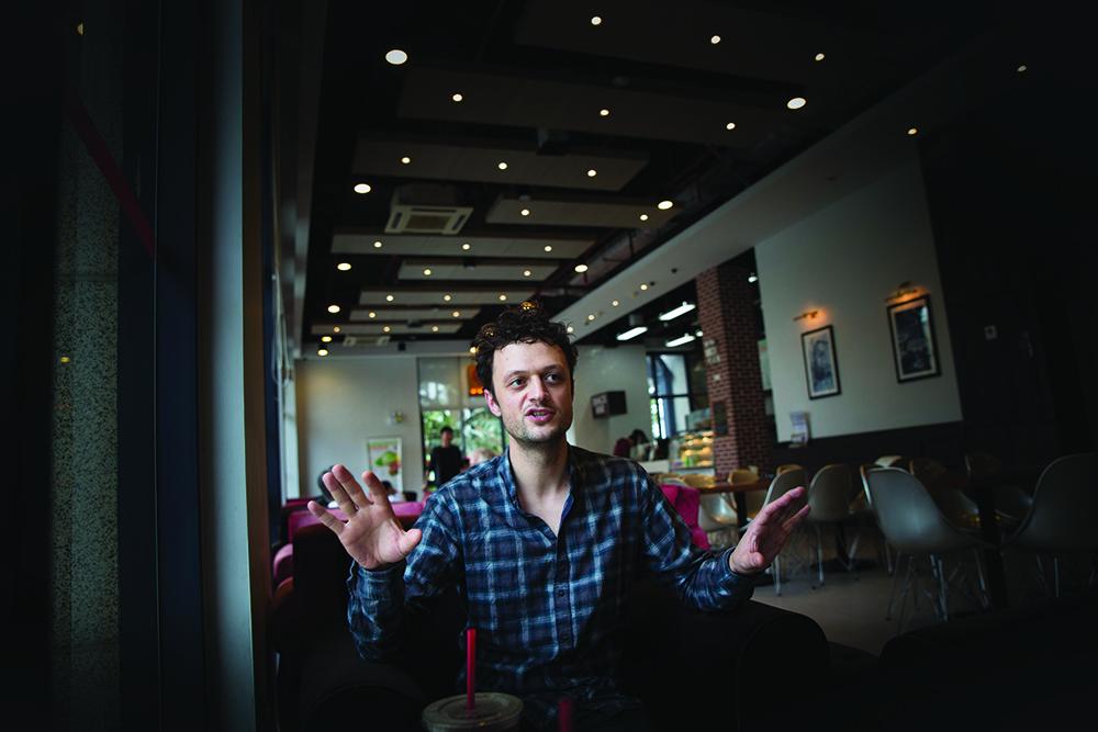 Entrevista | Joshua Ehrlich, académico da Universidade de Macau