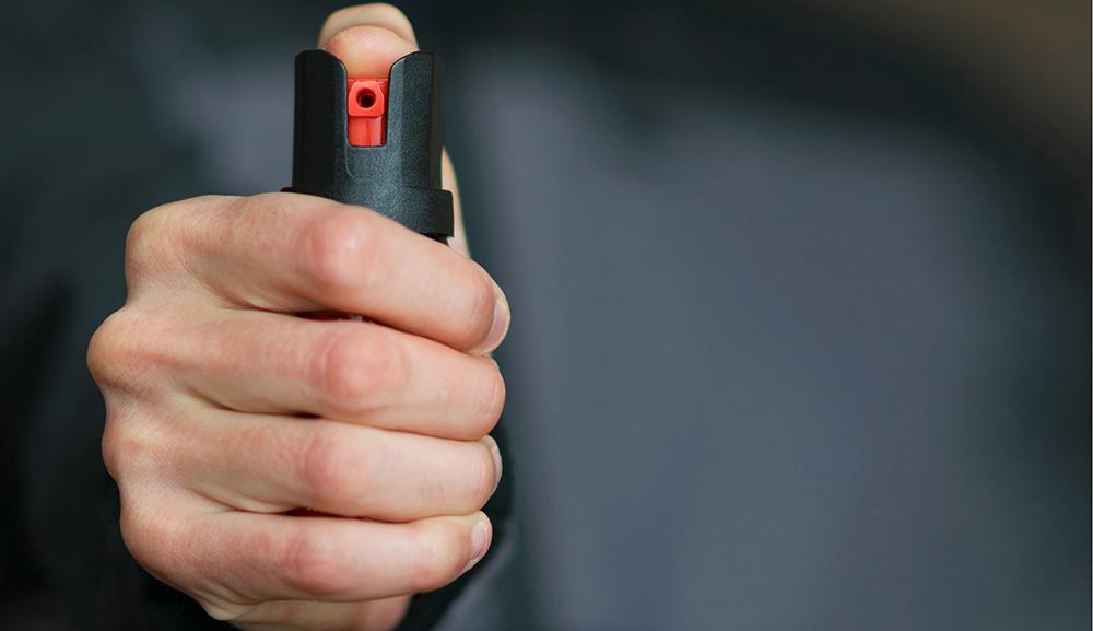 PSP | Negado que spray pimenta tenha causado internamento de agente