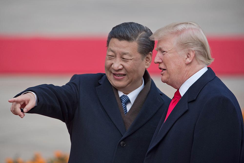 Xi Jinping diz a Trump que interferência dos EUA feriram relações bilaterais