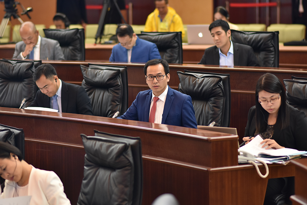 Grande Baía   Leong Sun Iok quer mais alternativas para circulação de veículos