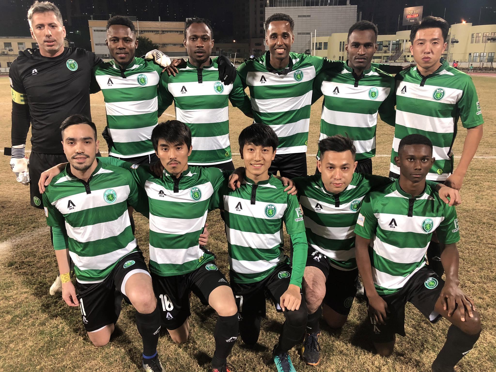 Liga de Elite   Sporting de Macau derrotou Tim Iec por 2-0