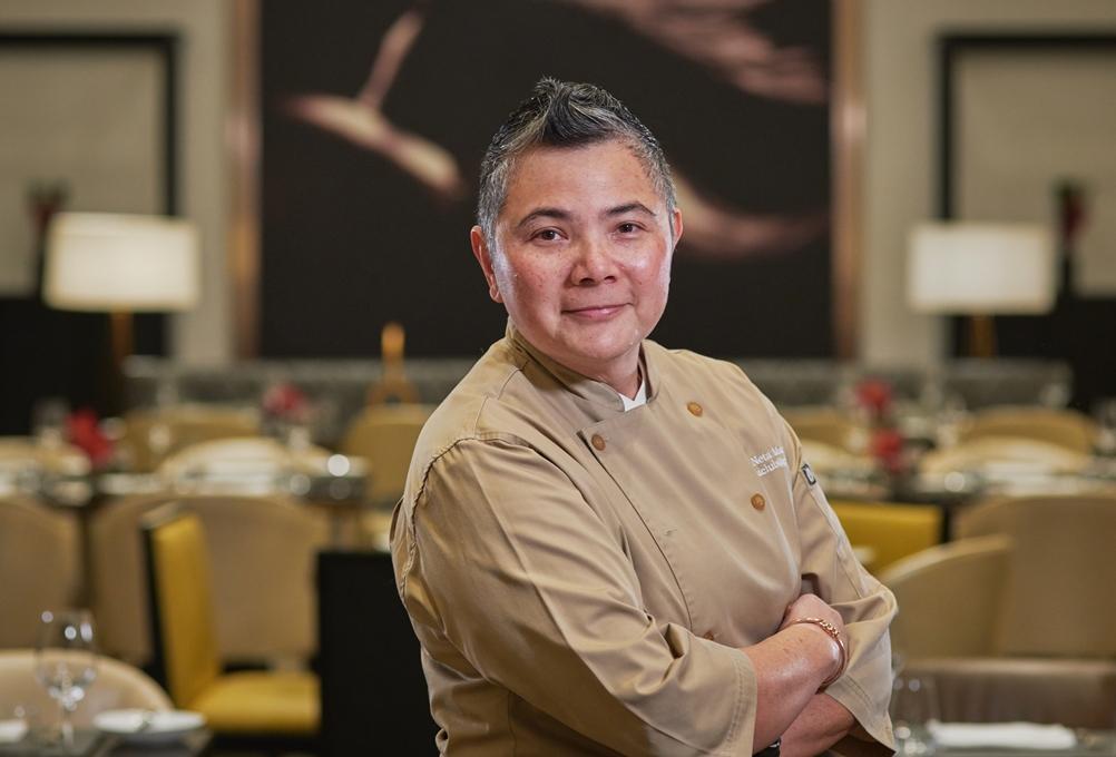 Gastronomia | Chef Antonieta Manhão prepara Chá Gordo no St.Regis