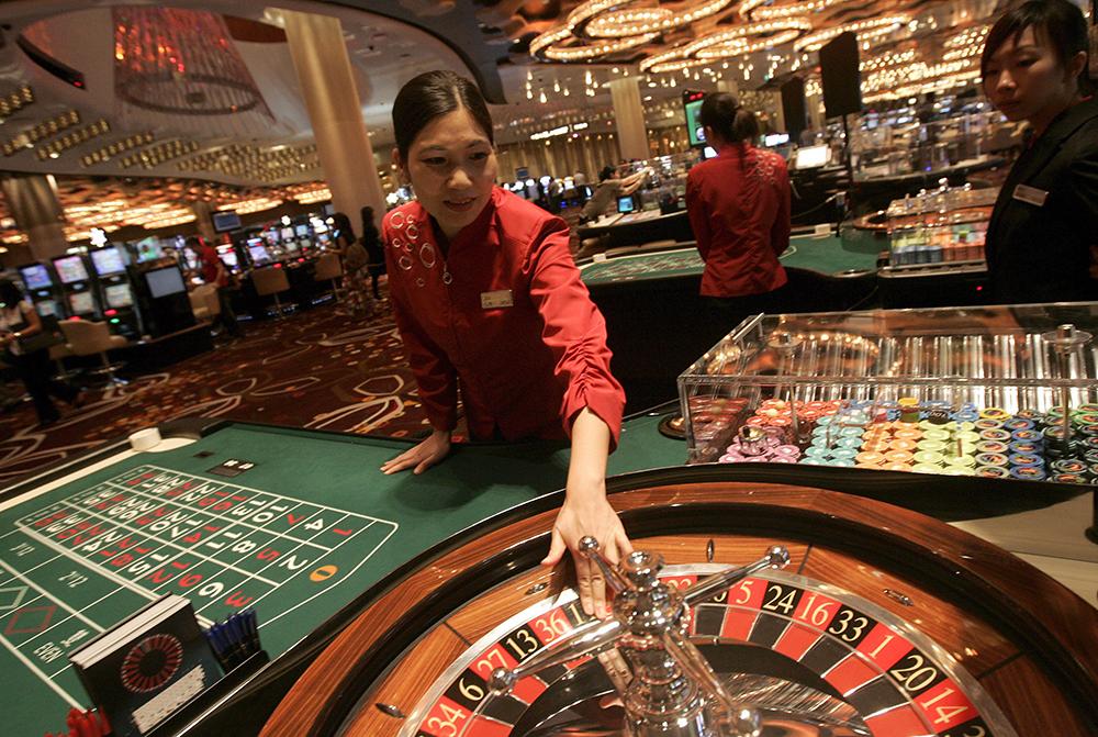 Jogo | Receitas dos casinos descem 3,5% em Julho