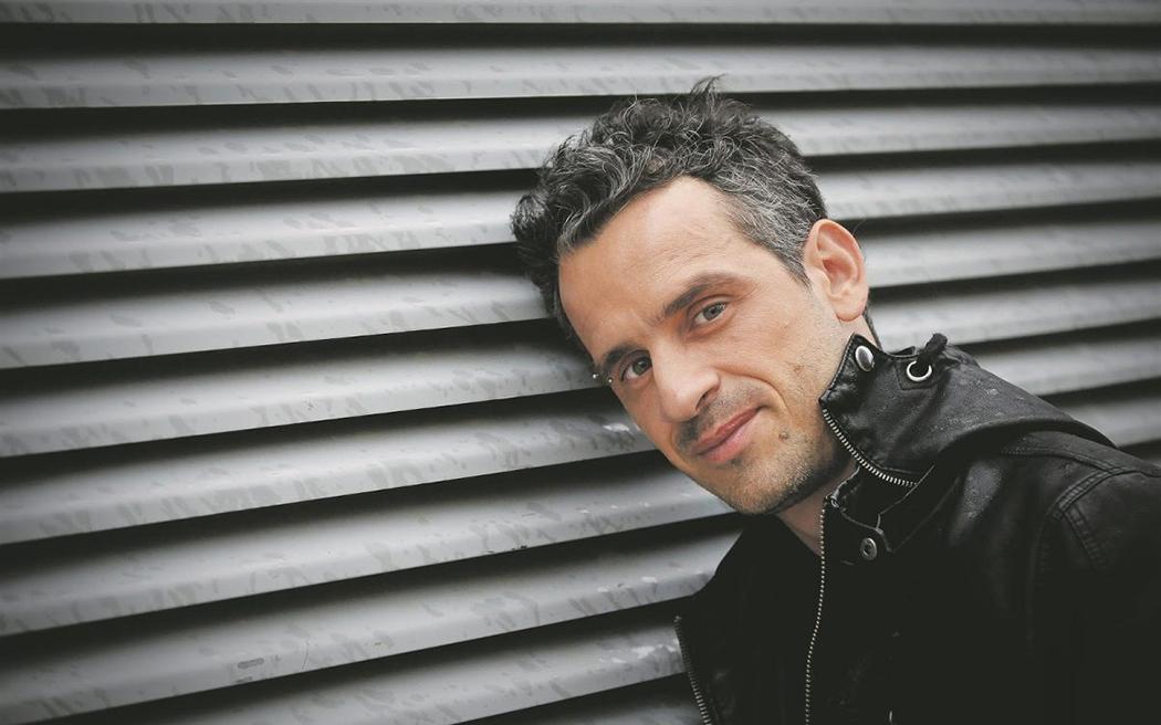 Literatura | José Luís Peixoto entre hoje e quinta-feira na UM