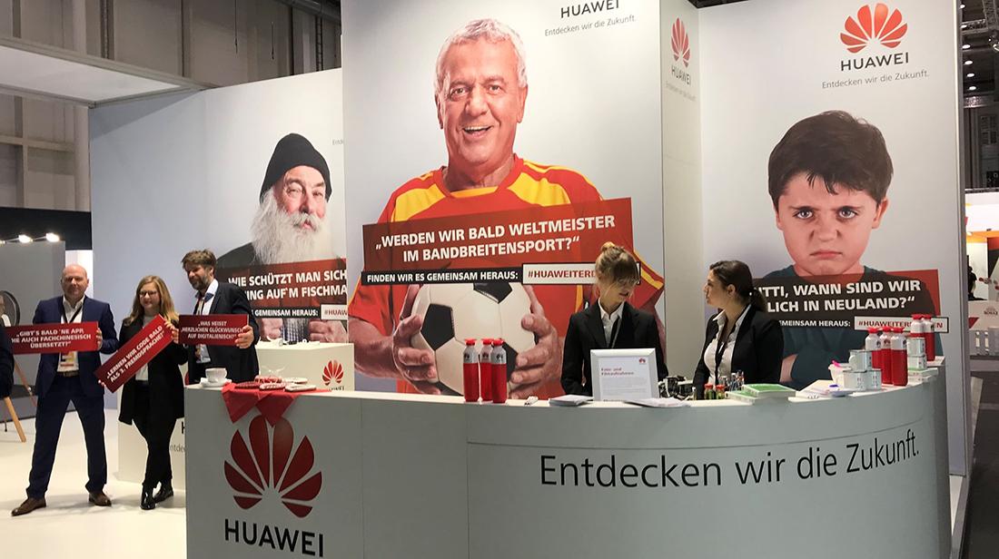 Rede 5G | EUA advertem Alemanha sobre cooperação com Huawei