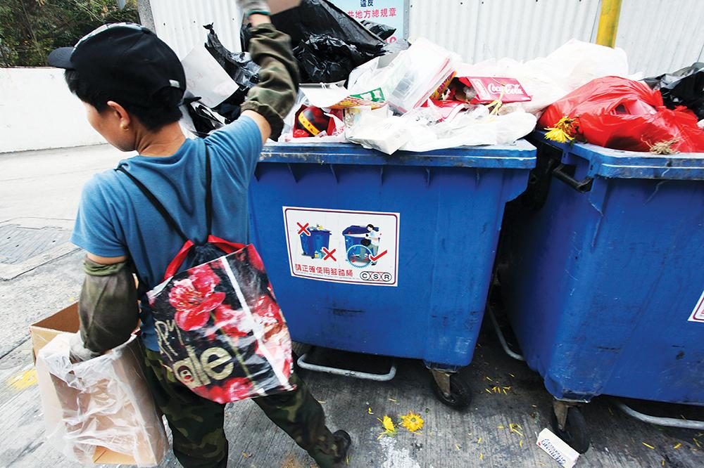 IAM | Lixo nas ruas motivou um terço das queixas através da nova 'app'