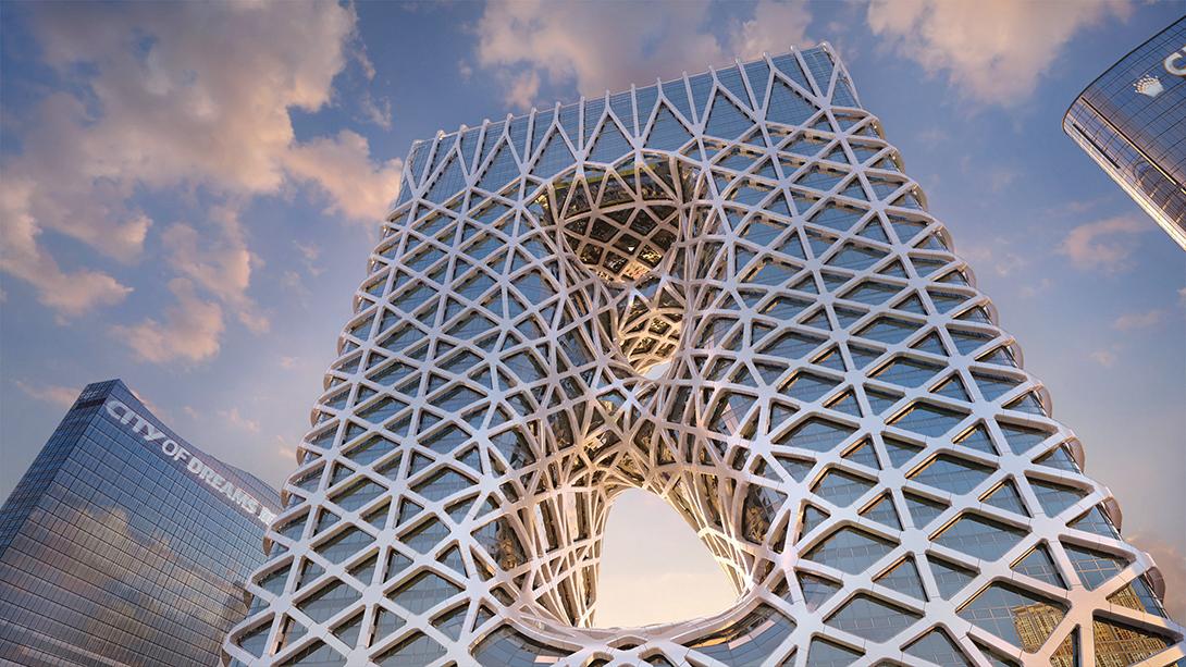 Arquitectura | Morpheus distinguido como edifício do ano pela Archdaily