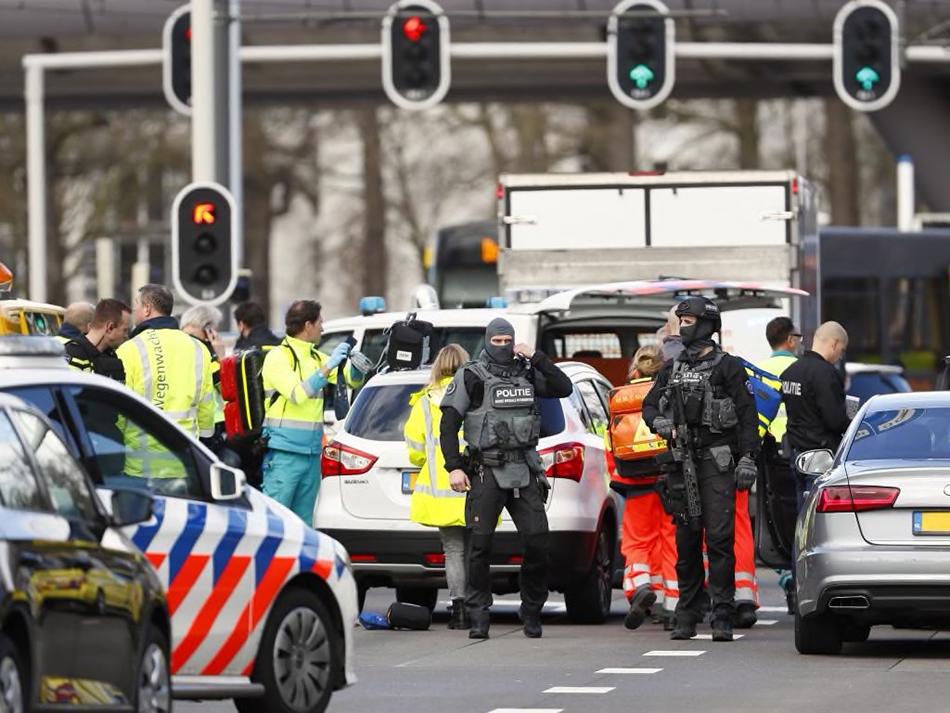 Holanda | Tiroteios em Utrecht fazem pelo menos três mortos