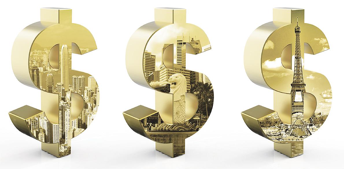 Economia   Hong Kong, Singapura e Paris são as três cidades mais caras do mundo