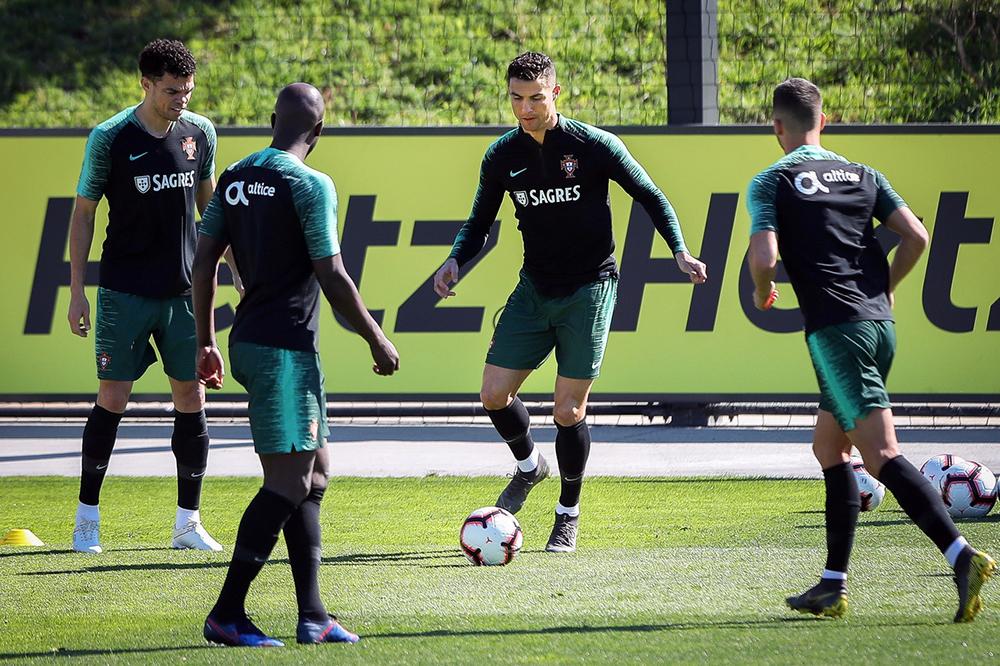 Euro2020 | Três novos alvos e um velho conhecido na mira de Ronaldo