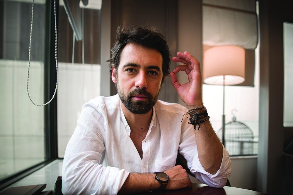 Entrevista | Pedro Lamares, actor