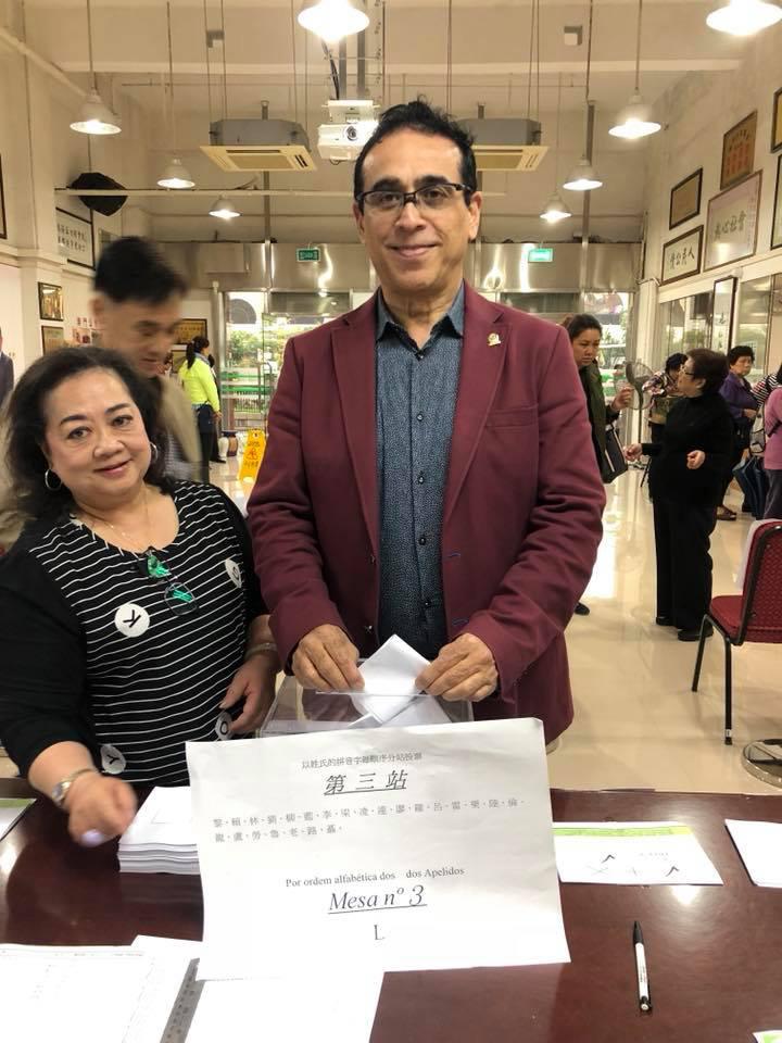 ATFPM | Deputado reeleito presidente da associação com 3.647 votos