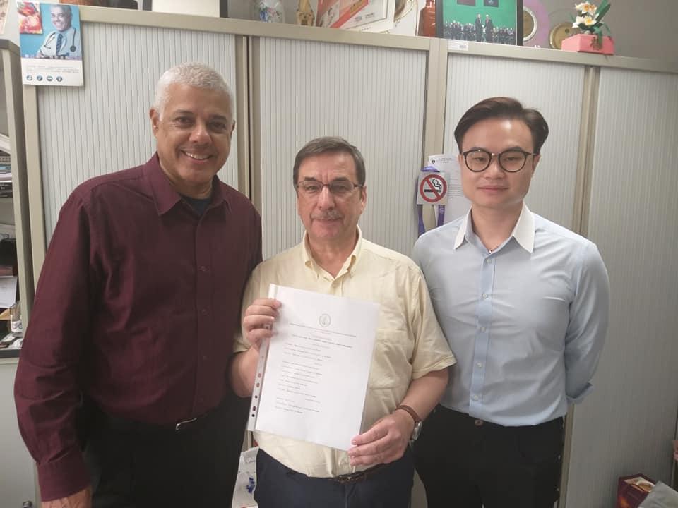 José Manuel Esteves quer mais união na Associação dos Médicos de Língua Portuguesa de Macau