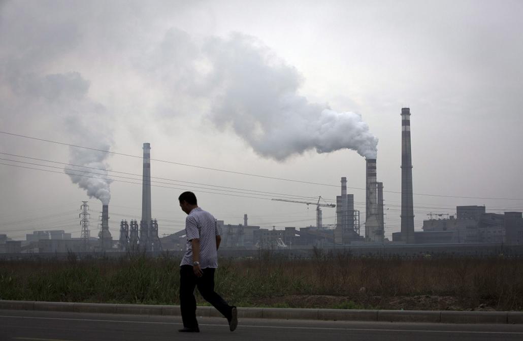 Ambiente |Orçamento para combate à poluição aumenta 25 por cento