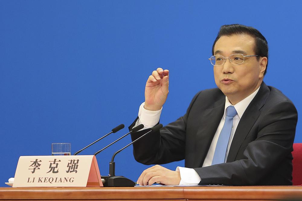 """Li Keqiang defende mais cooperação com Portugal """"em todos os sectores"""""""
