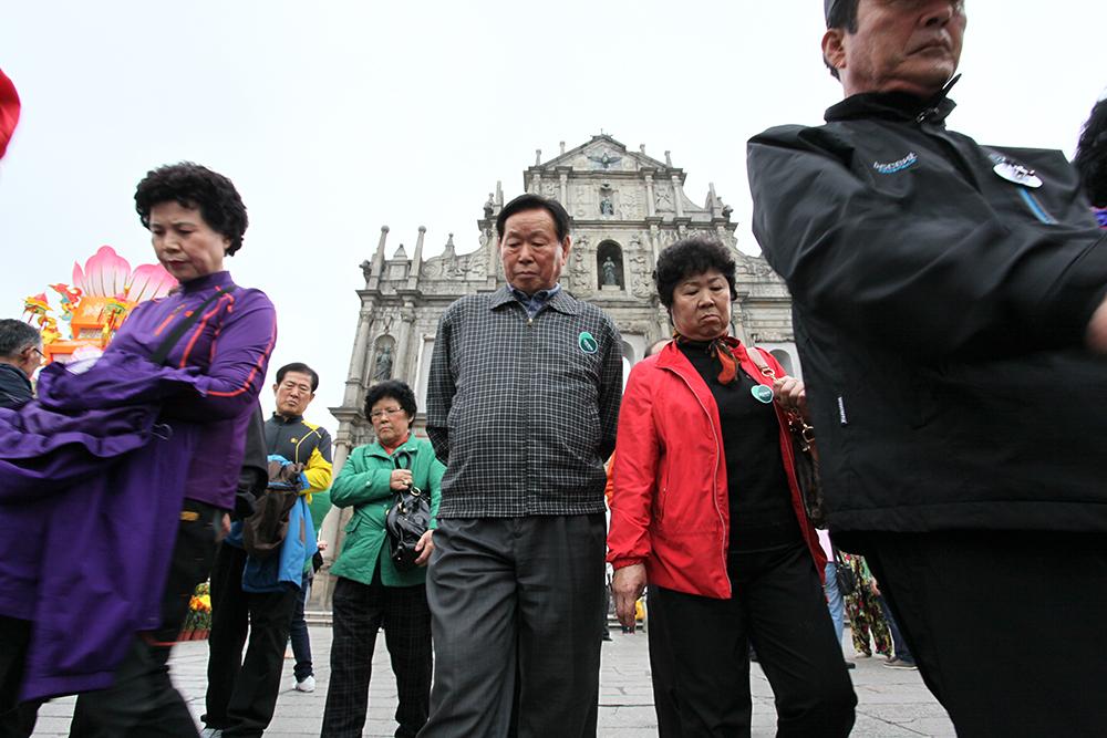 Crime   Turistas a caminho de Macau e Hong Kong vítimas de burla