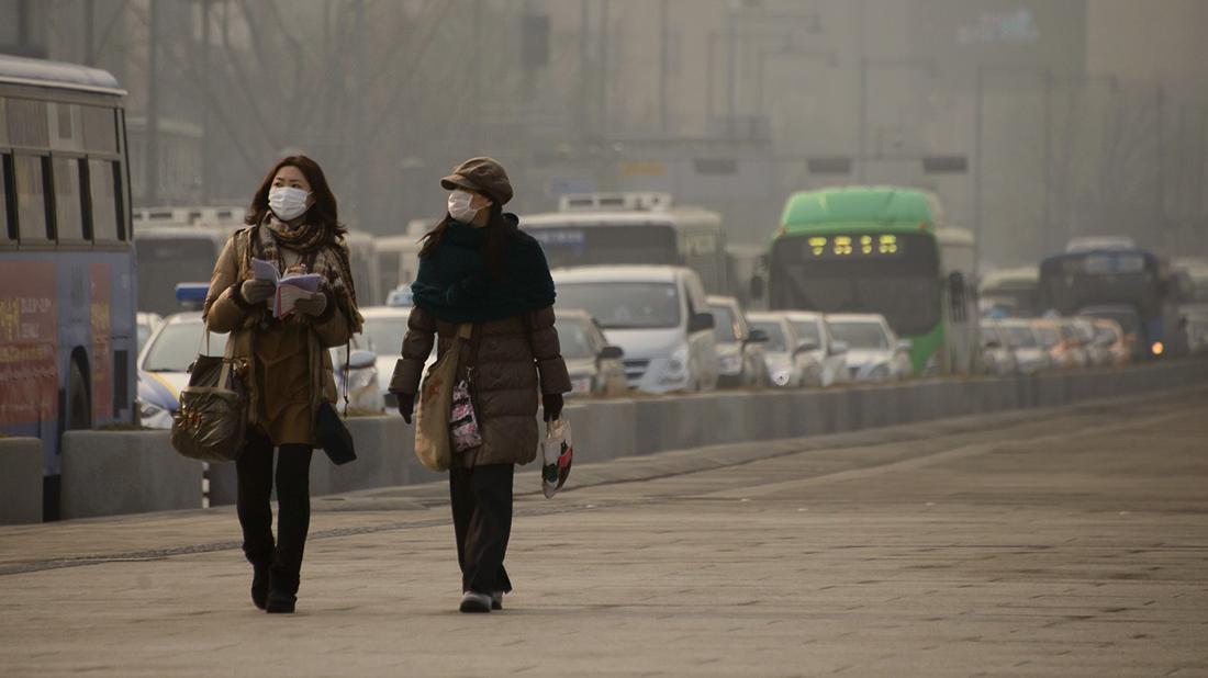 Poluição | Coreia do Sul quer projecto com a China para limpar o ar
