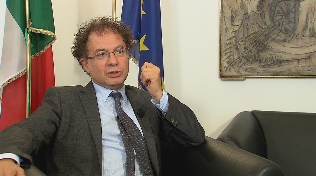 UE | Itália adere a 'Uma Faixa, Uma Rota' apesar das pressões externas