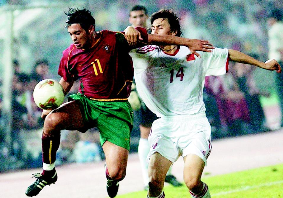 Futebol | Encontro entre China e Portugal não se realiza este ano