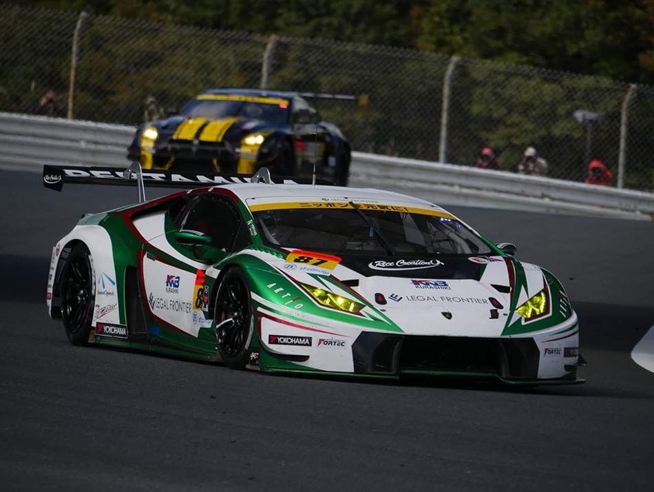André Couto vai testar um Lamborghini no Japão