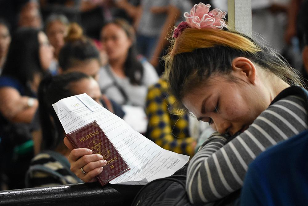 Imigrantes | Estudo alerta para más condições de saúde de empregadas domésticas