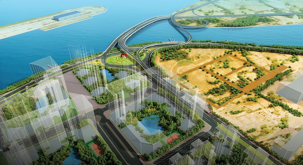 Governo constrói ligação directa entre Zona A e Av. do Nordeste