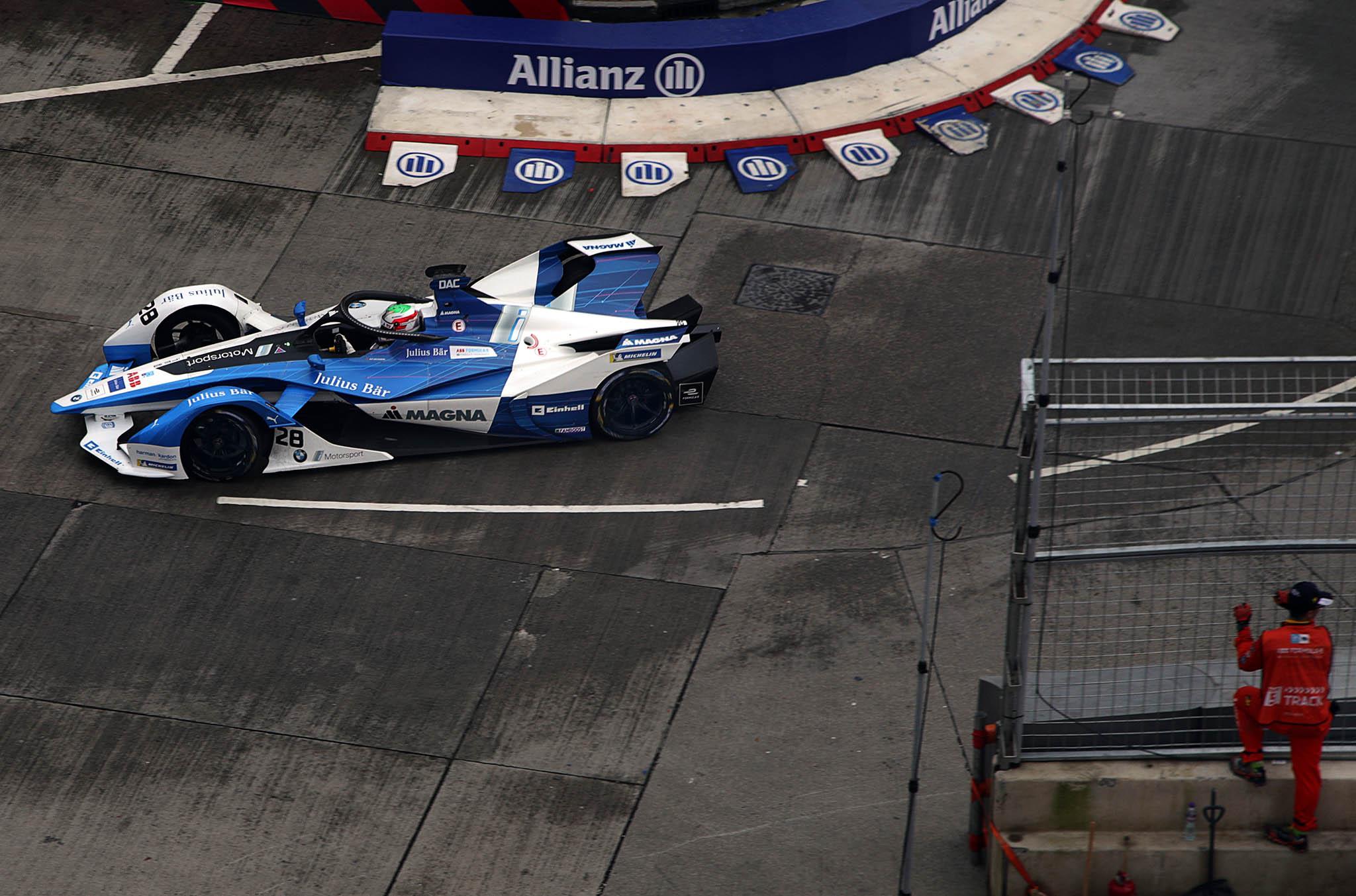 Fórmula E | Sam Bird vence na pista, Mortara na secretaria