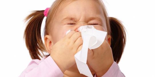 Saúde | Gripe colectiva no Jardim de Infância Santa Rosa de Lima
