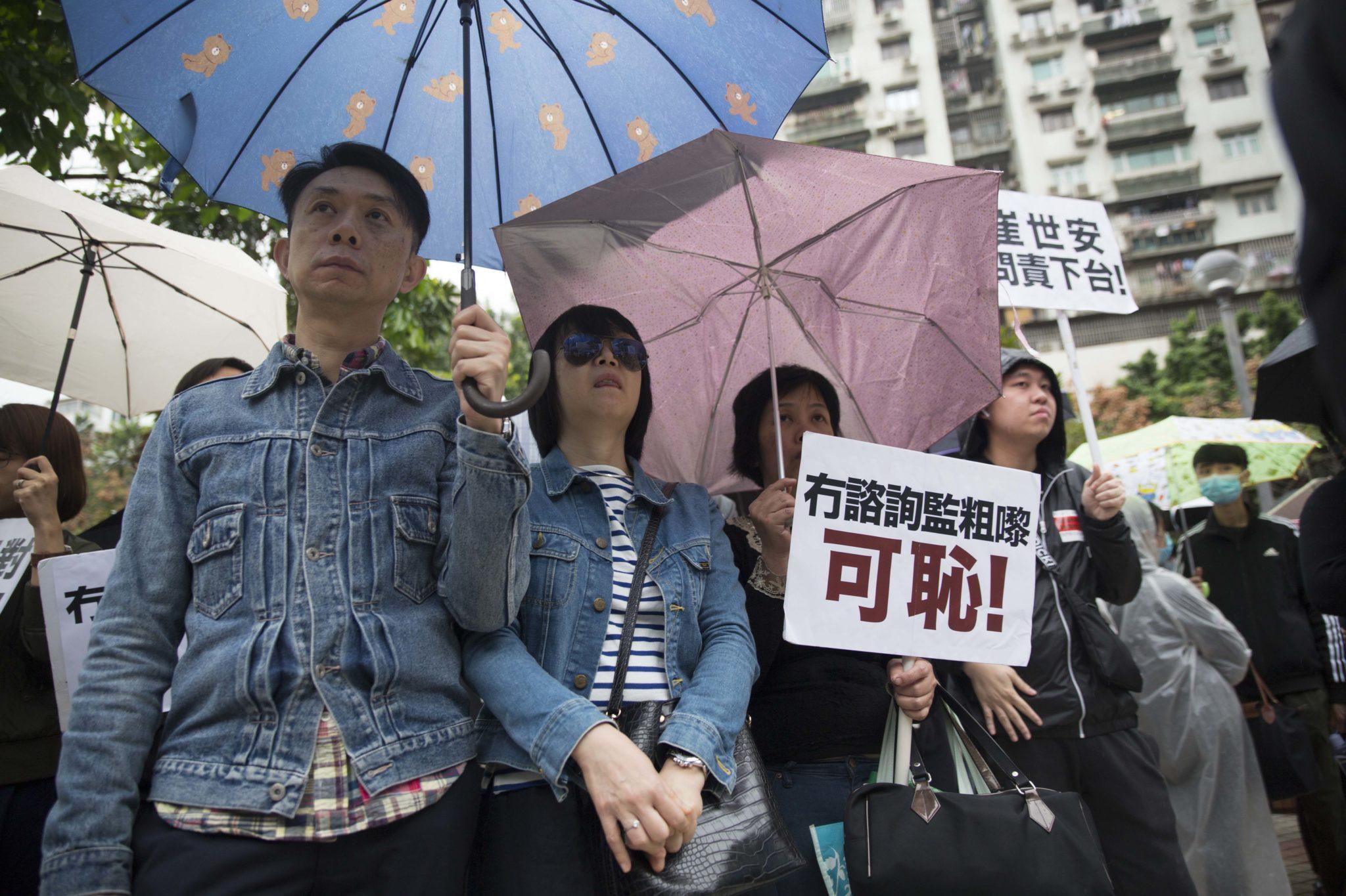 Protesto| Centenas na rua contra o reconhecimento mútuo de cartas de condução