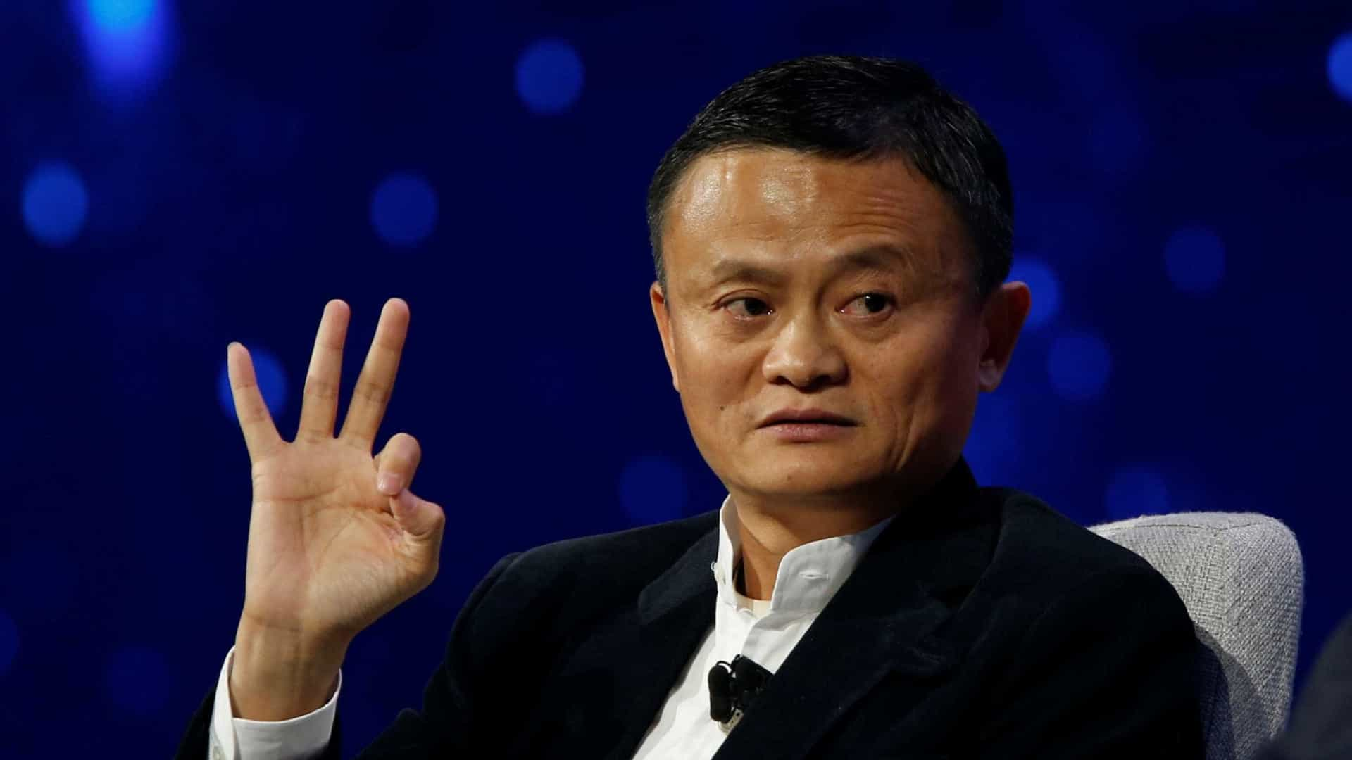 Governo chinês pede ao grupo Alibaba que se desfaça de activos na imprensa