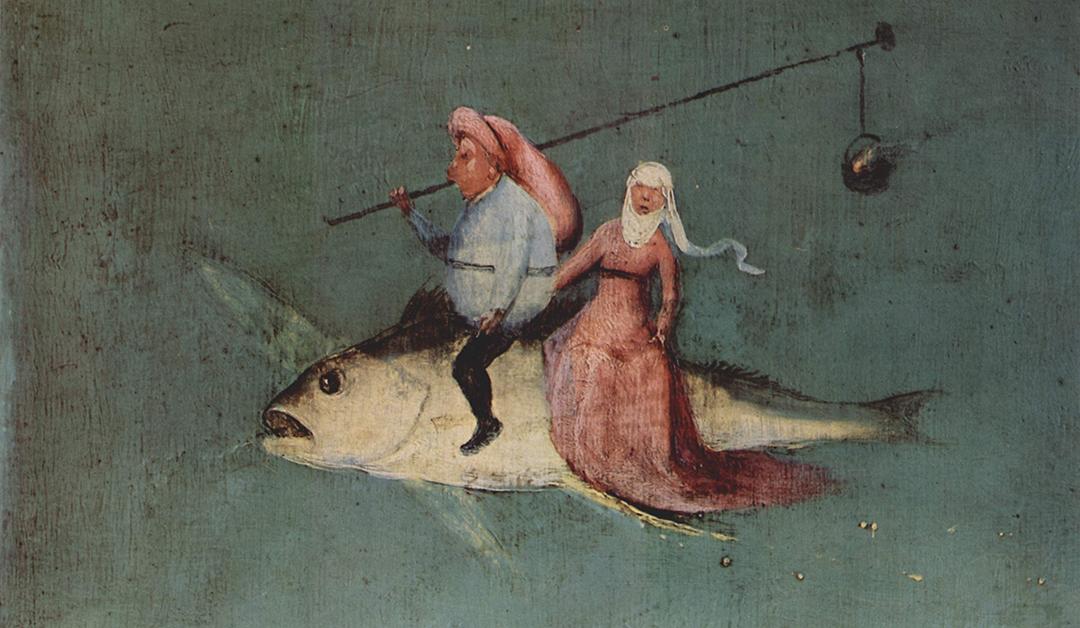 Peixe de Cristal