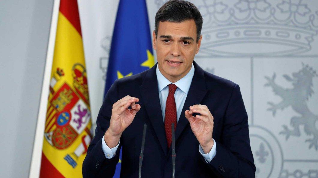 Eleições em Espanha | Sánchez afirma que vitória de PSOE é vitória contra o autoritarismo
