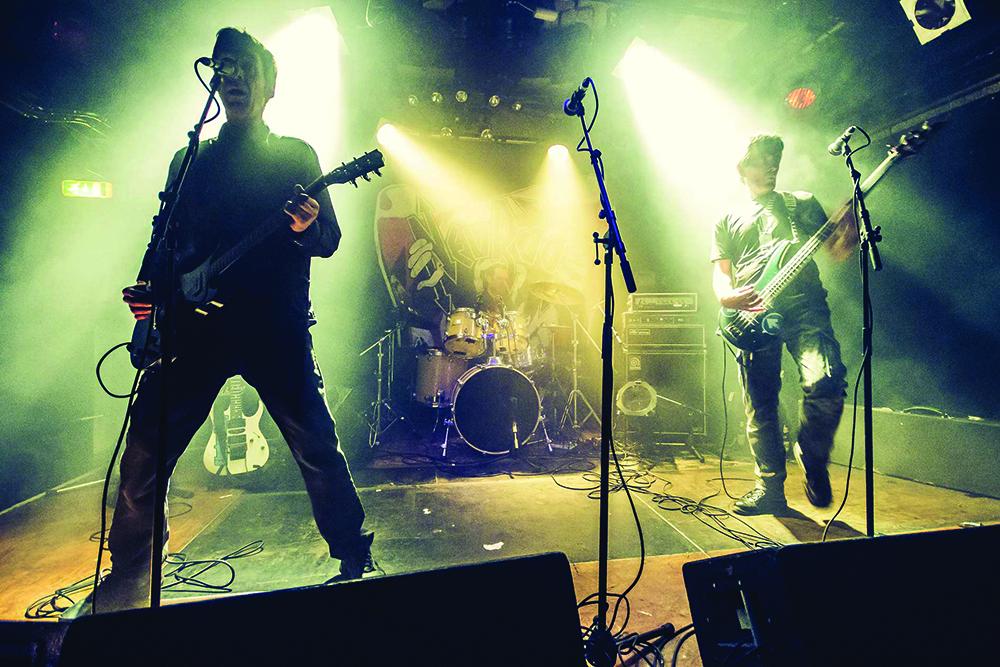 Neuroot, histórica banda holandesa, no dia 11 no Live Music Association