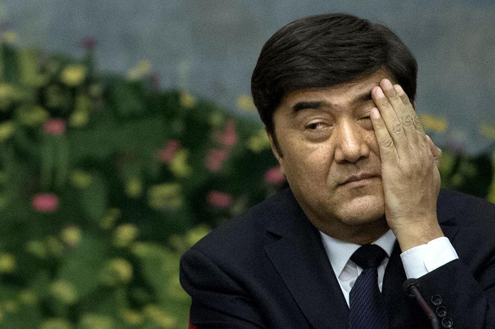 Corrupção | Detido presidente da Administração Nacional de Energia da China