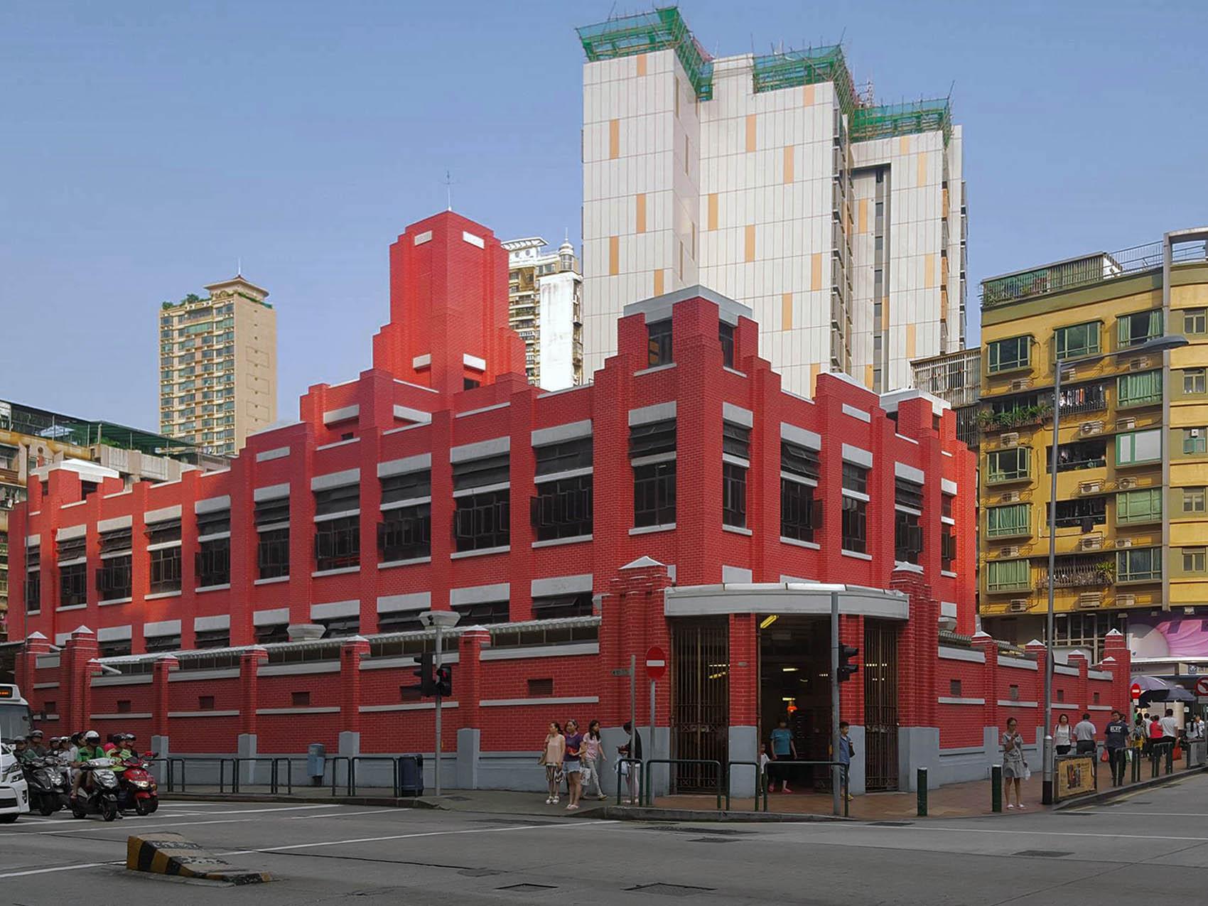 Exposição | Artistas de Macau apresentam a sua visão do Mercado Vermelho