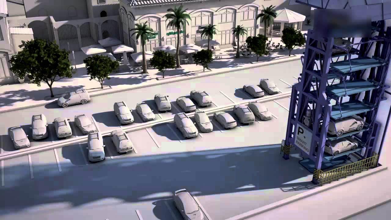 Estacionamento inteligente