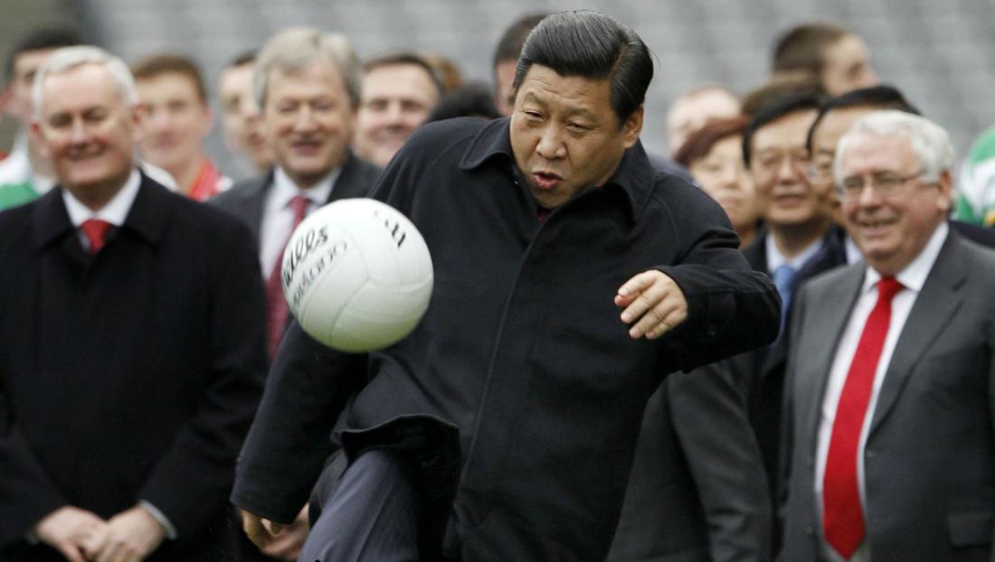 """Futebol, um símbolo do """"soft power"""" chinês que pode falhar"""