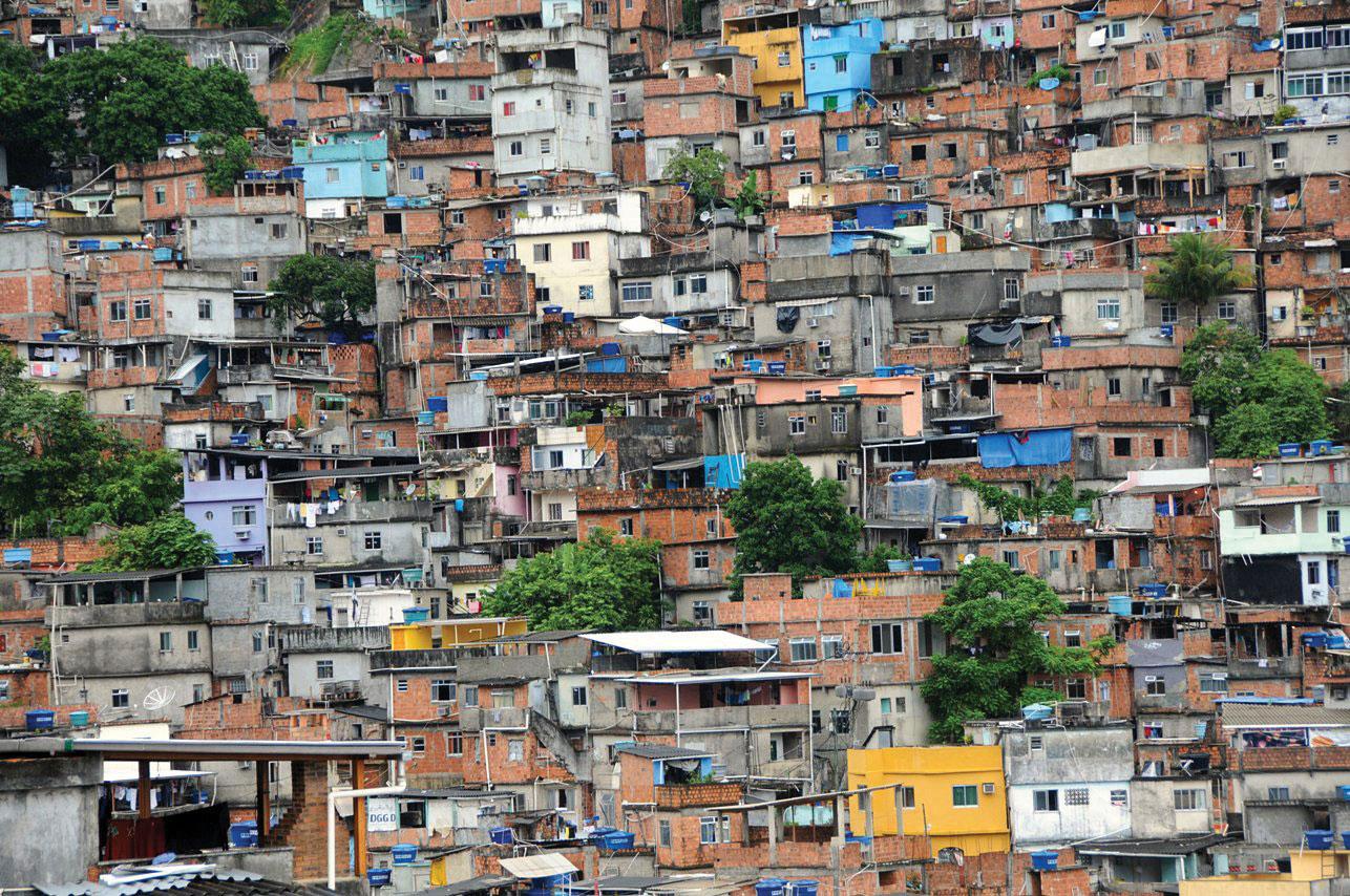 Mega favelas